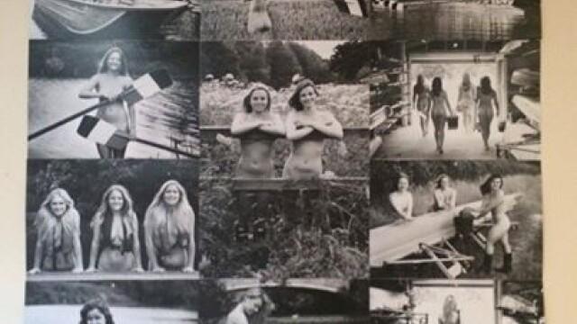 Indecente sau nu? Cum a castigat razboiul cu Facebook o echipa feminina de canotaj care a pozat NUD in scop umanitar. FOTO