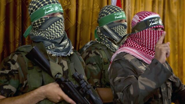 Militanti palestinieni, brigada Ezzedine al-Qassam