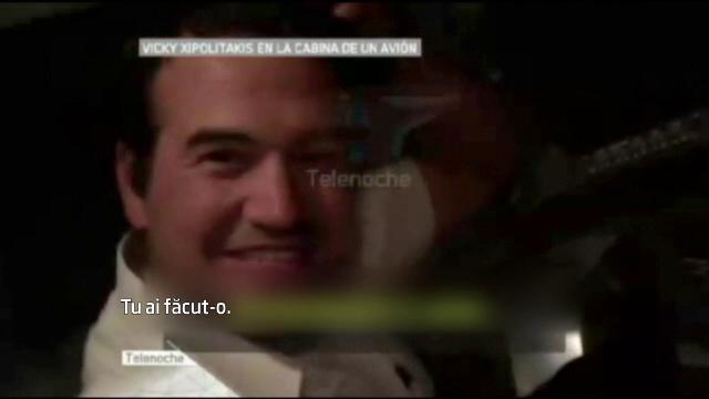 Doi piloti argentinieni, dati afara dupa ce au primit in cabina o starleta porno. De ce vrea sa-i dea tanara in judecata