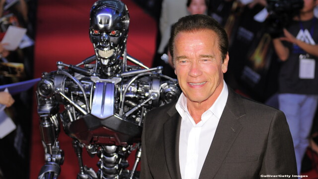 Arnold Schwarzenegger, Terminator - GETTY