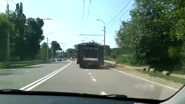accident Crimeea