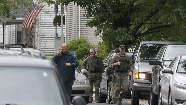 Politia din Boston - AGERPRES
