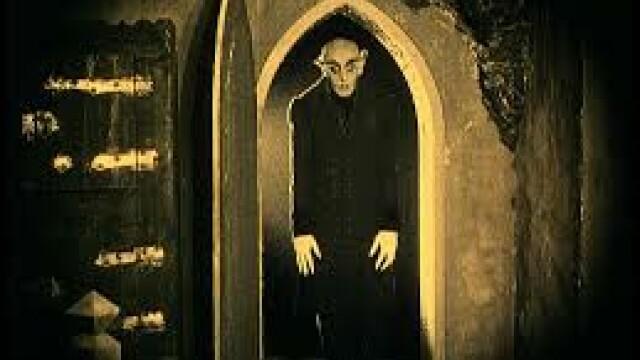 Capul lui Friedrich Murnau, regizorul filmului \
