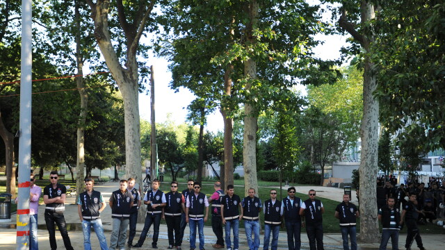 Parcul Gezi, Turcia - GETTY