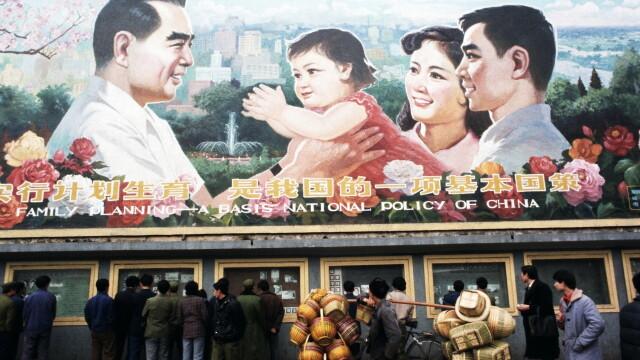 Dupa 35 de ani de restrictii drastice, China ar putea renunta la legea \