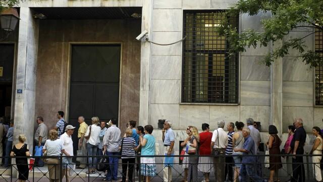 Grecia, banci, Agerpres