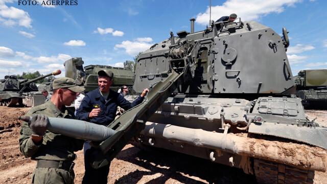 echipament militar rusesc