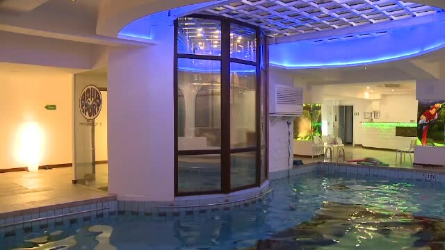 apartament, piscina, Bucuresti