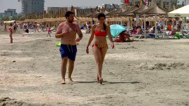 Record de turisti pe litoral in primul weekend din iulie. Cat cheltuie o familie pentru o saptamana de concediu