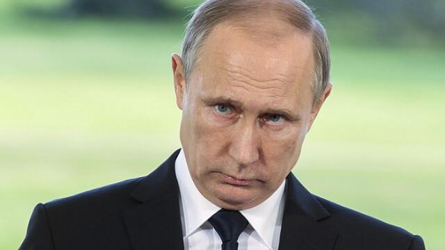 Masina prezidentiala a lui Vladimir Putin, implicata intr-un accident grav. Soferul presedintelui rus a murit pe loc