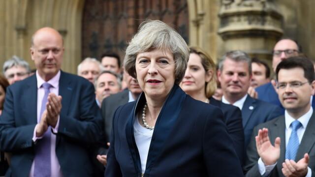 Theresa May - agerpres