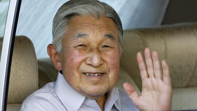 Palatul imperial din Japonia dezminte informatia potrivit careia imparatul Akihito intentioneaza sa abdice