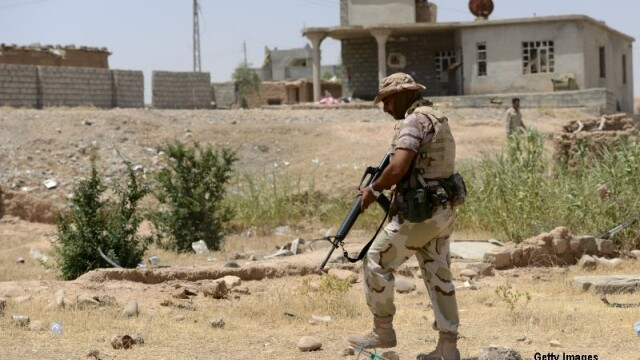 operatiune de cucerire a teritoriilor ocupate de ISIS