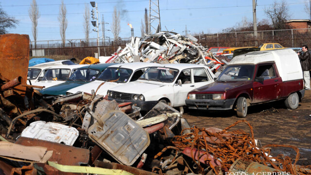 Sediul Remat Holding Ploiesti - unul dintre operatorii de casare a masinilor vechi din programul de stimulare a innoirii parcului auto