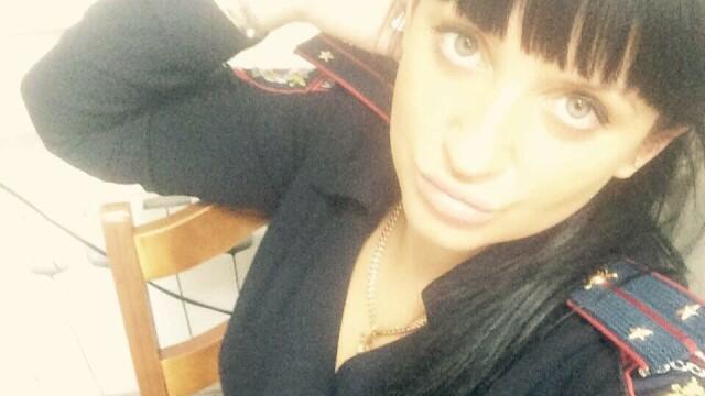 A fost concediata din Politie dupa ce a postat o filmare pe Facebook. In ce ipostaza au vazut-o colegii pe Kristina - Imaginea 2