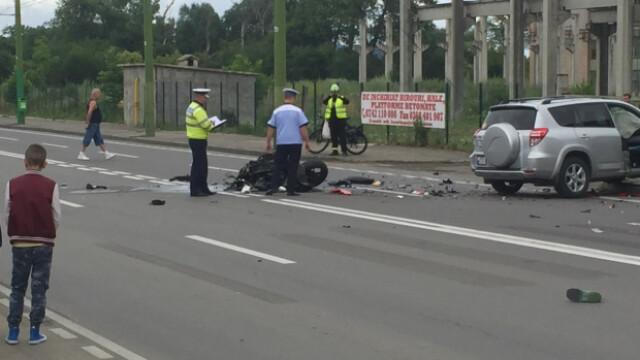 Doi motociclisti au murit intr-un accident grav, la Brasov. Marian Godina a fost printre martorii tragediei - Imaginea 2