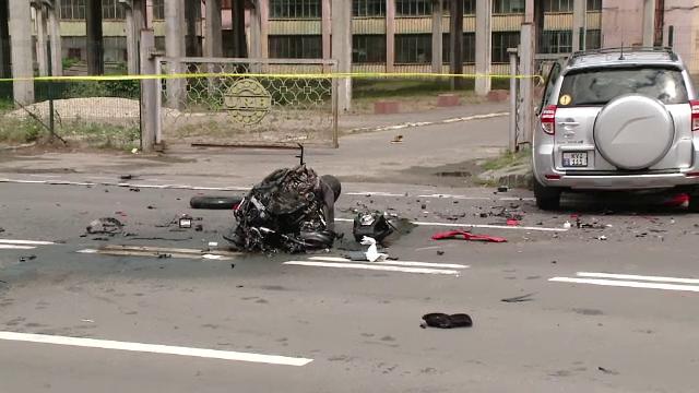 Doi motociclisti au murit intr-un accident grav, la Brasov. Marian Godina a fost printre martorii tragediei - Imaginea 3