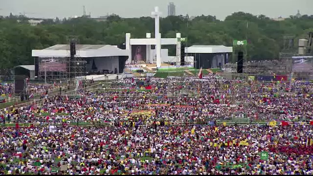 Polonia, vizita Papa Francisc