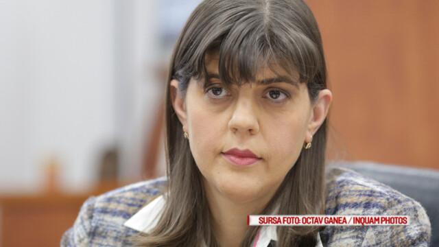Tatăl Laurei Codruța Kovesi a murit. Procurorul Ioan Lascu era internat la un spital din Târgu Mureș
