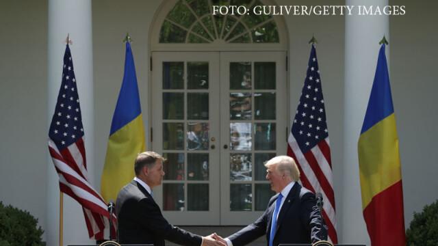 Motivul pentru care a fost anulată întâlnirea bilaterală Klaus Iohannis - Donald Trump