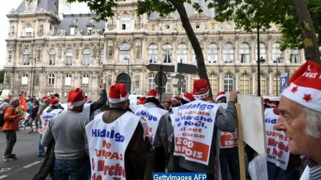 Protestul Mos Craciunilor