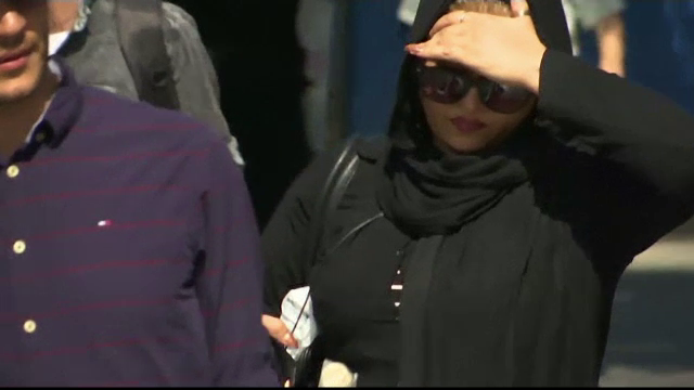 Din cauza temperaturii extreme, autoritatile din Iran au avertizat populatia ca trebuie sa faca economie de curent si apa