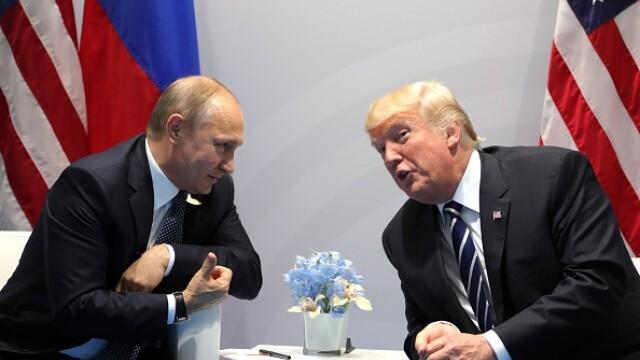 Trump crede ca Putin ar fi vrut ca Hillary sa castige alegerile. \
