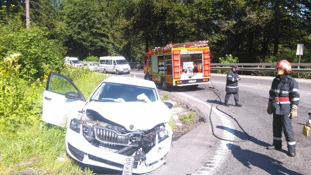 predeal accident