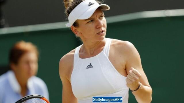 Simona Halep calificare dramatică în semifinale, la Cincinnati