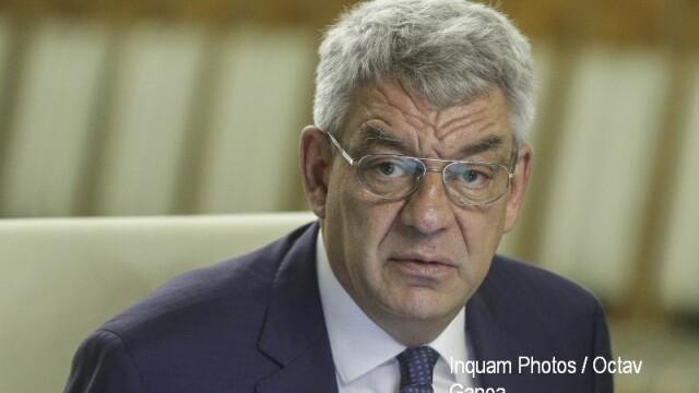 Premierul Tudose, intalnire de urgenta cu sindicatul politistilor dupa tragedia de la Suceava: \