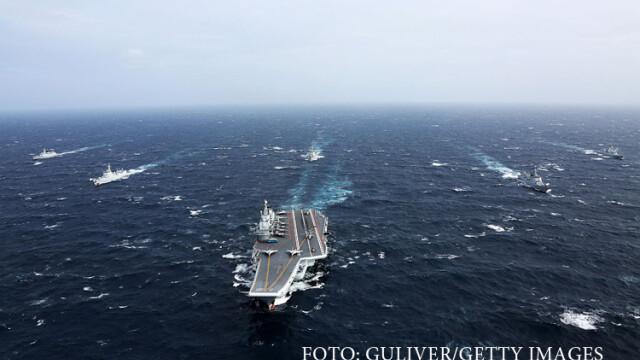 Conflict intre China si Indonezia asupra numelui Marii Chinei de Sud. Cum a fost rebotezata regiunea bogata in petrol si gaze