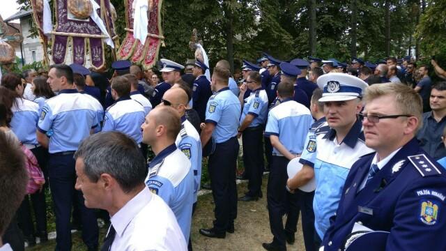 slujba politist