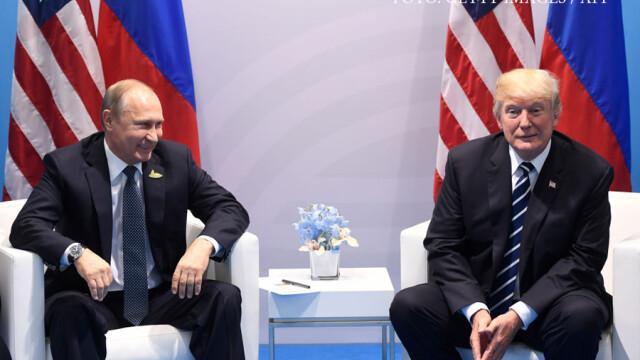 Trump acuză Congresul pentru relația proastă cu Rusia. Oferta ironică a Moscovei