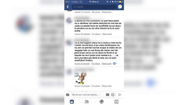 Un sofer din Arges a ajuns dupa gratii din cauza unui mesaj postat pe Facebook. Ce a scris despre o politista - Imaginea 3