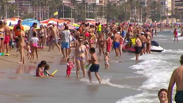 Plaja din Valencia