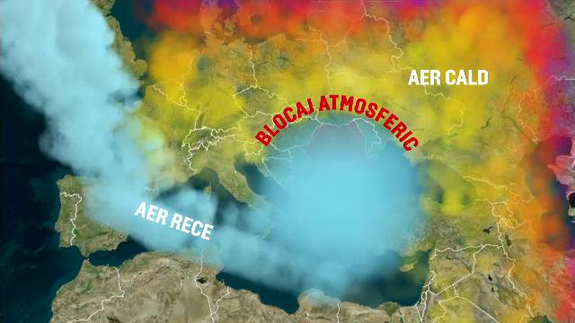 romania, meteo, explicatie meteorologi,