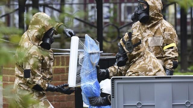 decontaminare Salisbury