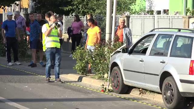 Accident mortal în Alba. Un bătrân a fost spulberat de mașină, pe trecerea de pietoni