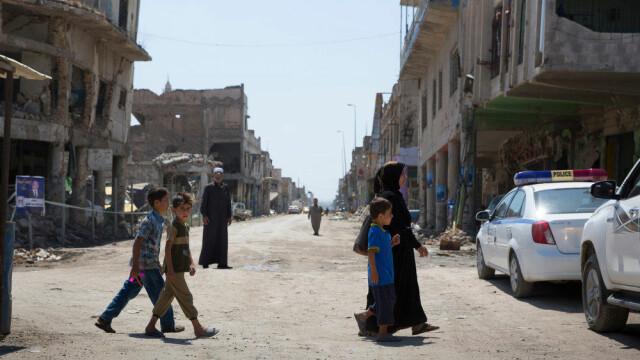 Sute de copii au fost torturați și condamnați la închisoare în Irak. Care este motivul
