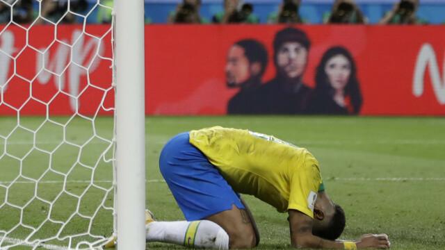 Primarul din Bruxelles l-a ironizat pe Neymar cu o imagine publicată pe Twitter