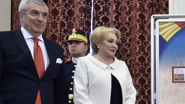 Câlin Popescu Tăriceanu, Viorica Dăncilă