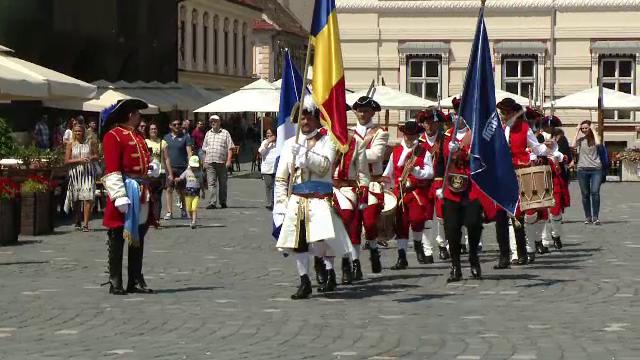 O veche tradiţie, reînviată la Timişoara. Turiştii şi localnicii sunt în culmea fericirii