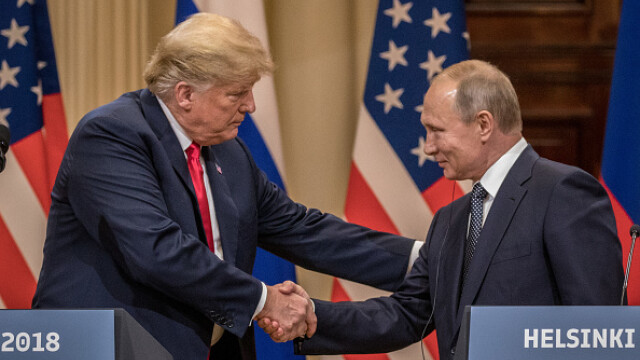 Un senator american a transmis o scrisoare din partea lui Trump pentru Putin. Mesajul Kremlinului