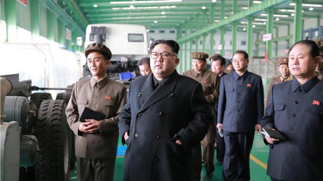 Reacția lui Kim Jong Un când a văzut că o lucrare începută de 17 ani nu a fost încă terminată