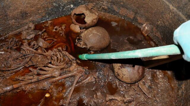 Reacția autorităților din Egipt după ce un britanic a cerut să bea lichidul din sarcofagul deschis