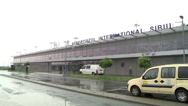 Două zboruri dinspre Sibiu spre Munchen au fost anulate, din cauza unui incident de securitate