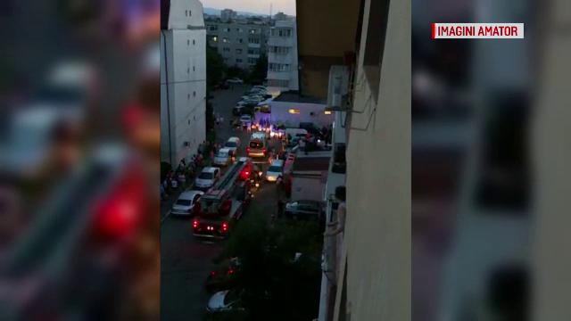 O fetiţă din Buzău a supravieţuit, după ce a căzut de la etajul 3. Ce i-a salvat viața