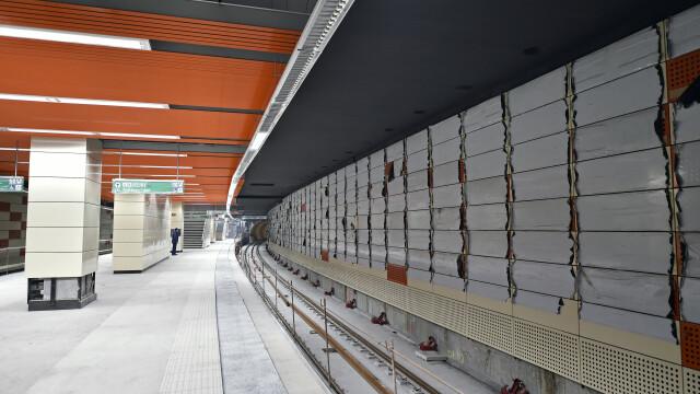 Ministrul Transporturilor anunță când se deschide Magistrala 5 de metrou - Imaginea 1