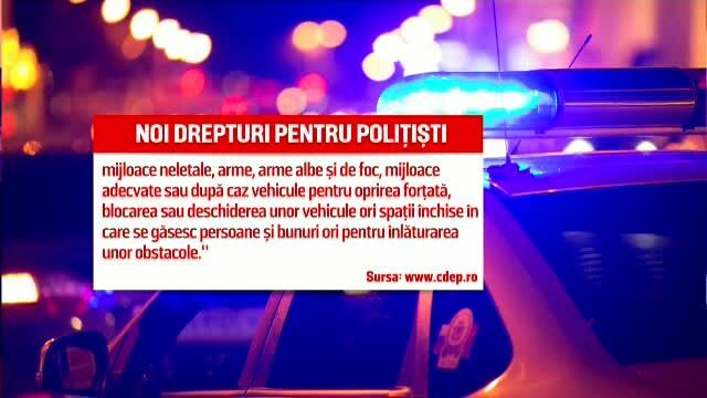 politist statut