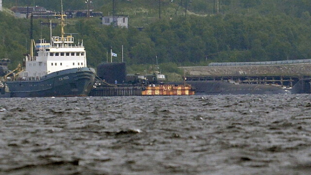 Primele imagini cu submarinul nuclear Loșarik după tragedie. Anunț în premieră al Rusiei - Imaginea 1